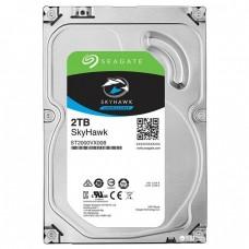 Жесткий диск для видеонаблюдения  2Tb Seagate SkyHawk SATA3 3.5