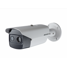 Тепловизионная би-спектральная IP-камера Hikvision DS-2TD2615-7