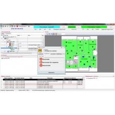 ПО FireSec Оперативная задача прот. R3