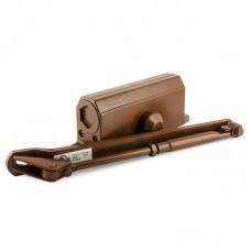 Доводчик дверной НОРА-М №3S большой EN3, цвет - коричневый