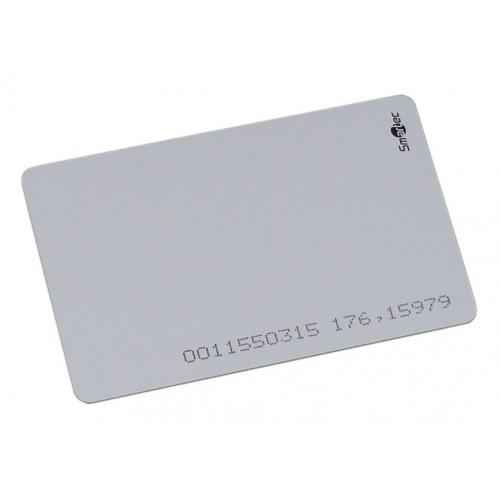 ST-PC020EM Проксимити карта EmMarin, ISO - для печати на принтере, 86х54х0.8мм. Smartec