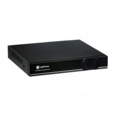 Цифровой гибридный видеорегистратор Optimus AHDR-2016NE_H.265