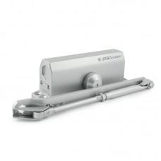 Дверной доводчик НОРА-М 550 URBOnization, серебро