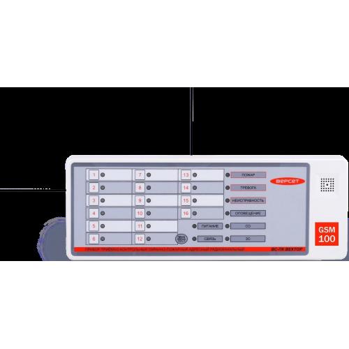 ВС-ПК ВЕКТОР-АР GSM-100 Адресный радиоканальный прибор GSM охраны