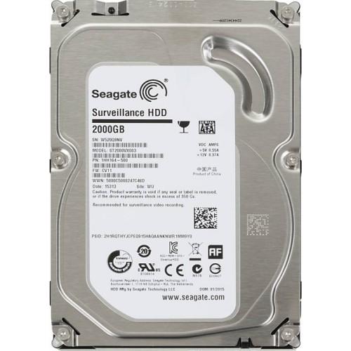 HDD 2Tb Seagate Surveillance SV35 SATA3 3.5