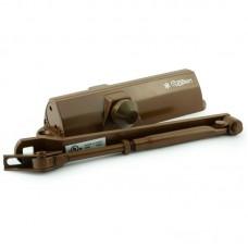 Дверной доводчик НОРА-М 4ST, коричневый
