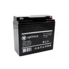 Аккумулятор Optimus AP-1218 18А