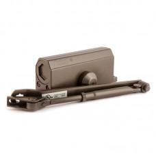 Доводчик дверной НОРА-М 3S с малым рычагом, бронза