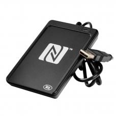 Считыватель Sigur для смарт-карт ACR1252U-M1, black, NFC P2P Ready