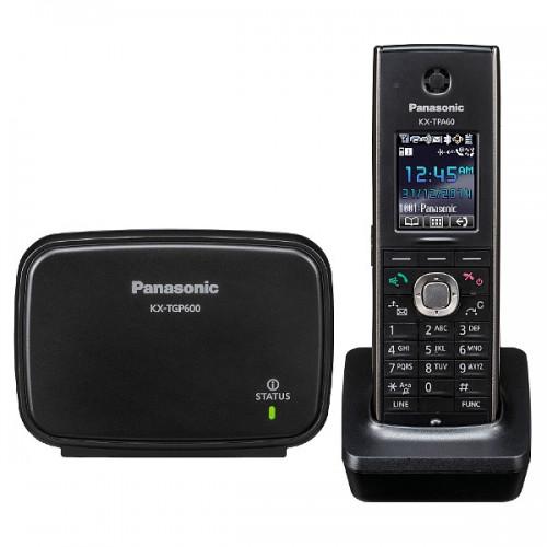 KX-TGP600RU-B SIP DECT телефон Panasonic