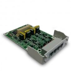 KX-HT82480X Плата подключения 4 аналоговых линий