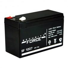 Аккумулятор SF 12V-7A
