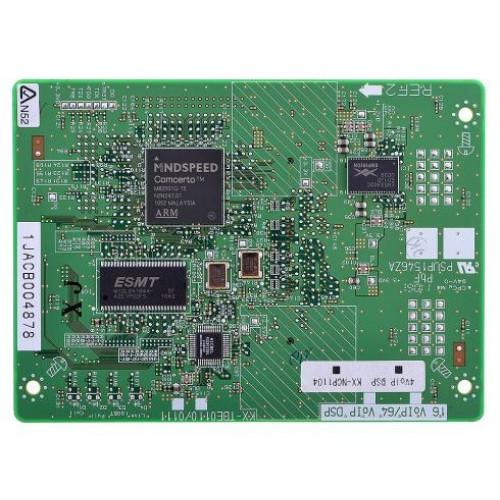 KX-NCP1104XJ, модуль DSP4 (VoIP DSP карта на 4 канала)