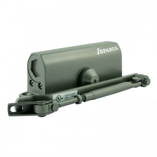 Доводчик НОРА-М ISPARUS 430, бронза/графит (от 50 до 110кг) морозостойкий