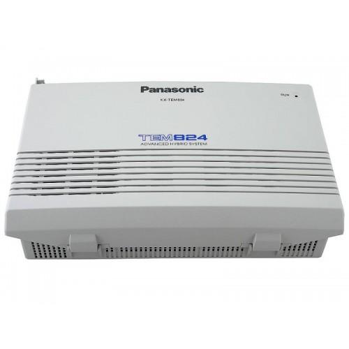 KX-TEM824RU Базовый блок (6 внешних/16 внутренних линий)
