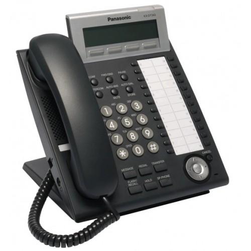 KX-DT343RU-B Системный цифровой телефон