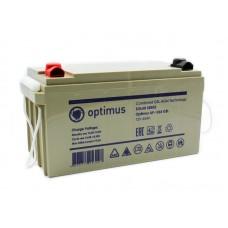 Аккумуляторная батарея Optimus AP-1265 GEL