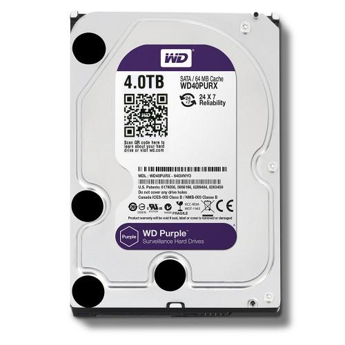 WD40PURX Жесткий диск 4000ГБ Western Digital