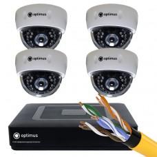 IP-4 камеры внутренние