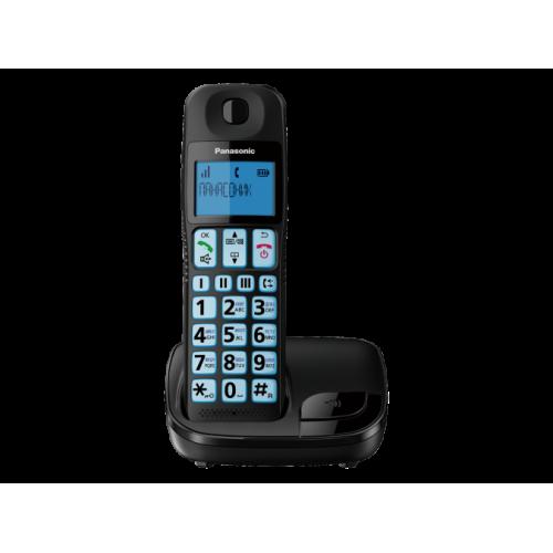 KX-TGE110RUB Беспроводной телефон стандарта DECT PANASONIC