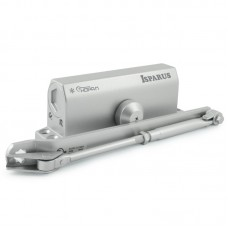 Доводчик НОРА-М ISPARUS 440, серебро (от 80 до 140 кг) морозостойкий