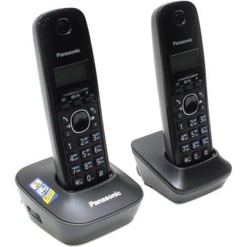 KX-TG1612RUH Беспроводной телефон стандарта DECT