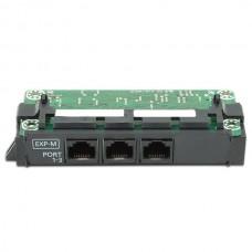 KX-NS5130 X Panasonic, 3-портовая карта EXP-M для подключения блоков расширения