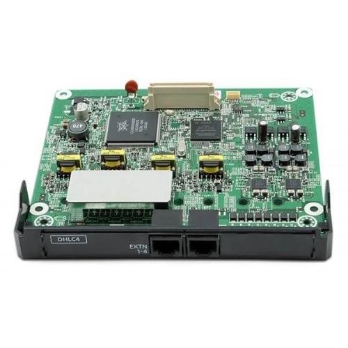 KX-NS5170X 4-портовая плата цифровых гибридных внутренних линий (DHLC4)