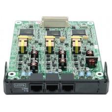 KX-NS5180 X Panasonic, 6-портовая карта аналоговых внешних линий LCOT6