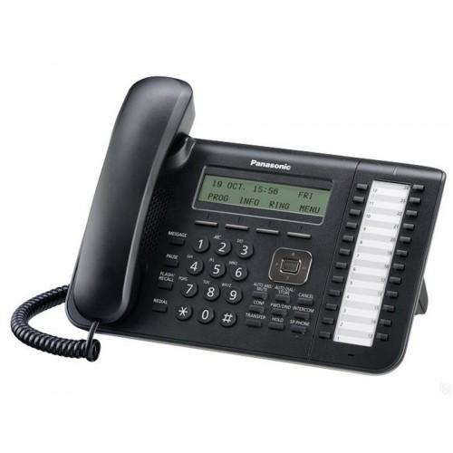 KX-DT543RU-B Цифровой системный телефон