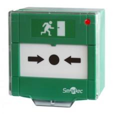 ST-ER115SL-GN Устройство разблокировки двери  Smartec