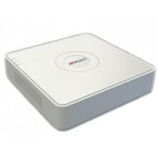 DS-H108G(B) HD-TVI HiWatch Видеорегистратор гибридный 8 каналов